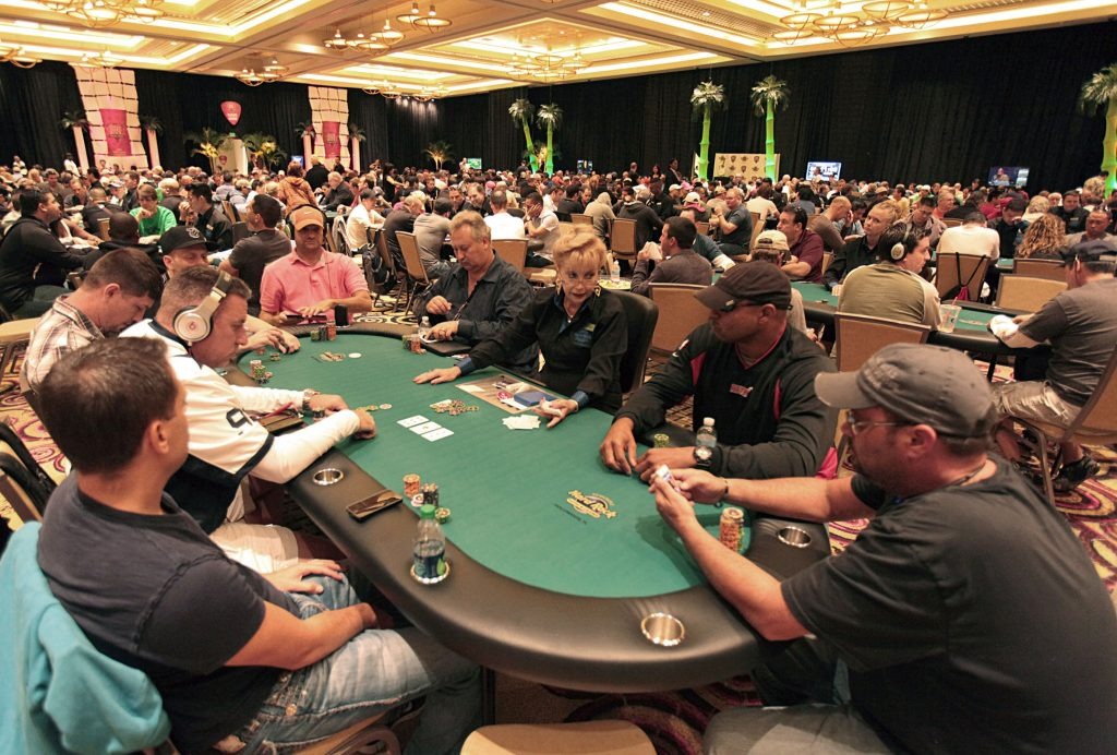 Being Successful At Poker Room Betting