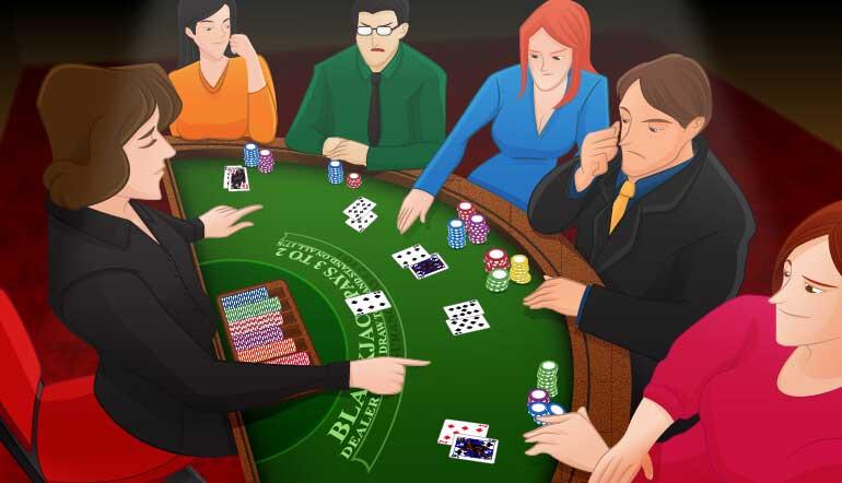 The Best Blackjack Strategies – How To Win At Blackjack