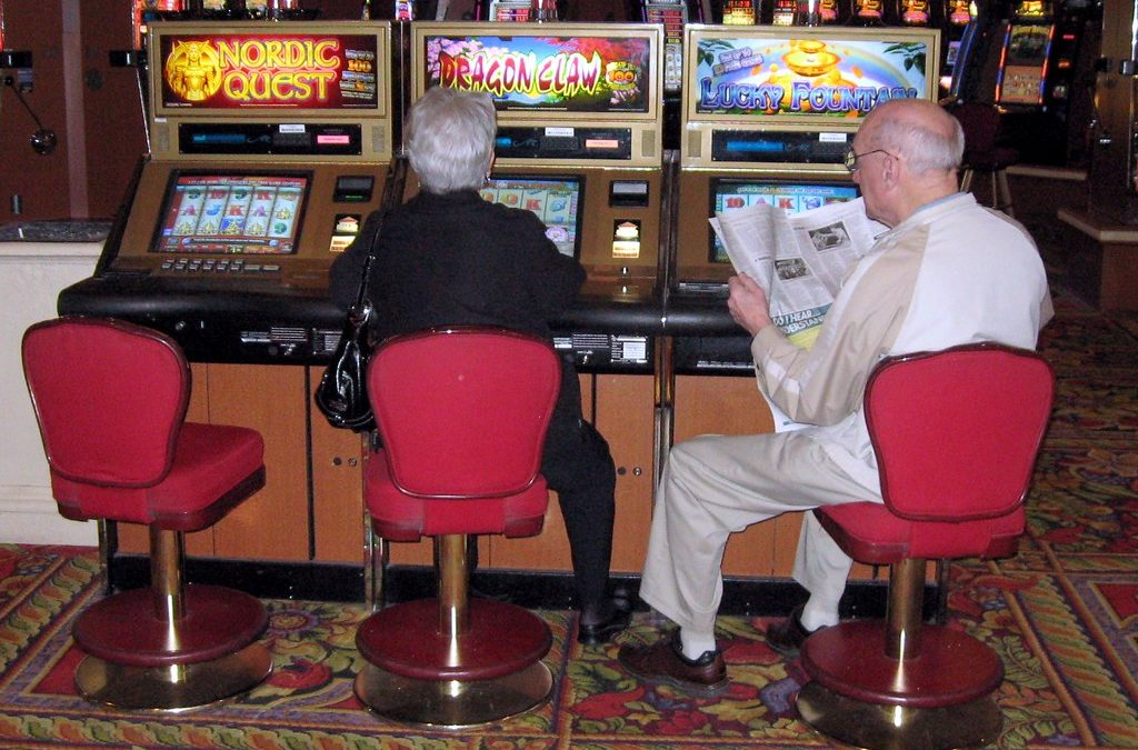 Find The Right Slot Machine For Slot Enthusiasm